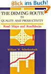 Second Edition of The Deming Route to...