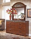 Reddish/Brown Dresser - Signature Design by Ashley Furniture