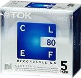 TDK CLEF 80�� MD-CL80X5N