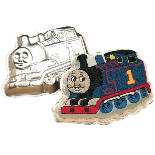 Thomas The Train Cake Toppers And Birthday Cake
