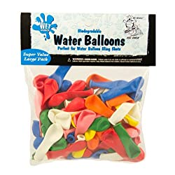 [Best price] Novelty & Gag Toys - Biodegradable Water Balloons 100 pack - toys-games