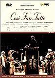 Wolfgang Amadeus Mozart : Cosi Fan Tutte - 2 DVD