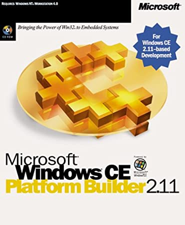 Windows Ce Platform Builder 2.11 [Old Version]