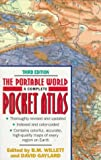 img - for Portable World Atlas book / textbook / text book