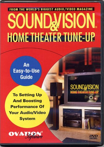 Sound &amp; Vision Home Theater Tune-Up