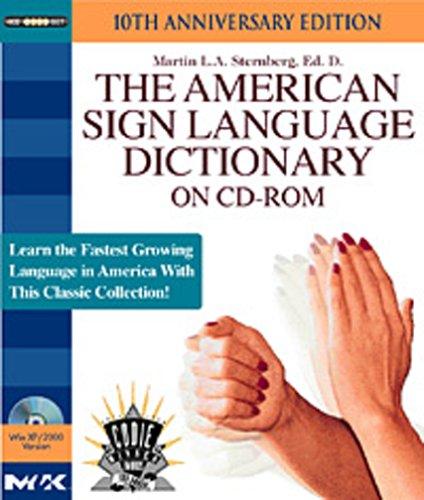 American Sign Language 10th Anniversary EditionB00006H3DK