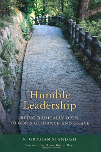 Humble Leadership: Being Radically Open To God'S Guidance And Grace front-597007