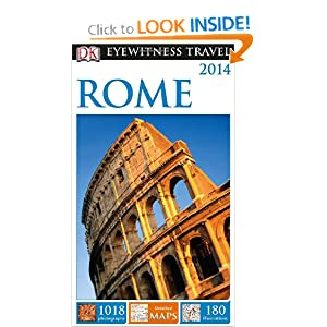 DK Eyewitness Travel Guide: Rome by