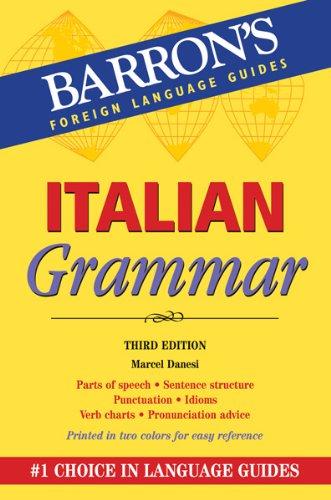 Italian Grammar (Barrons)