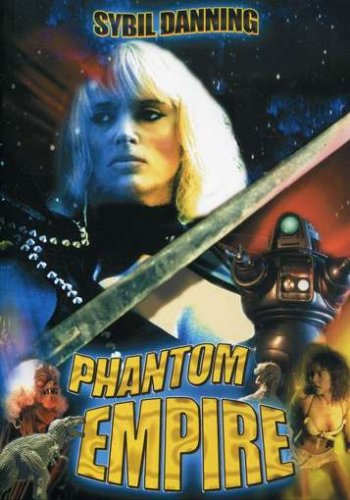 Cover art for  Phantom Empire