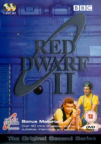 Red Dwarf: Series 2 [DVD] [1988]
