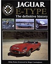 Jaguar E-Type: The Definitive History (Foulis Motoring Book)