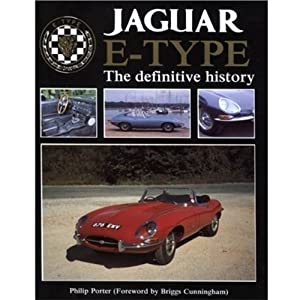 Jaguar E Type (Foulis Motoring Book)