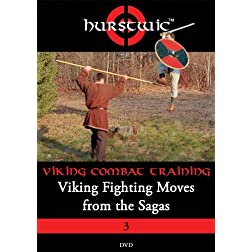 Hurstwic: Viking Fighting Moves from the Sagas