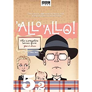 'Allo 'Allo! - The Complete Series Five, Part 2 movie