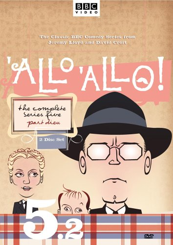 'Allo 'Allo! – The Complete Series Five – Part