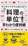 「料理の単位」早わかり便利帳 (青春新書プレイブックス)