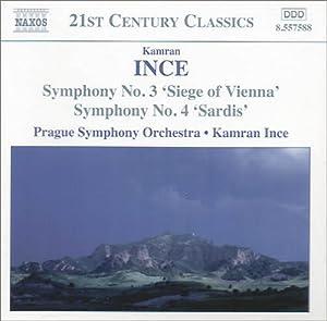 Kamran Ince - Symphonie Nr. 3+4