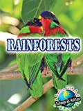 img - for Rainforests (Eye to Eye With Endangered Habitats) book / textbook / text book