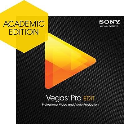 Sony Vegas Pro 12 Edit - Academic Version [Download]