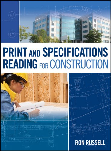 Print and Specifications Reading for Construction (Reading Mechanical Drawings compare prices)