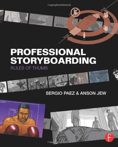 Professional Storyboarding 0240817702 pdf