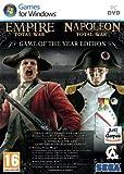 Total War Empire Total War Napoleon édition jeu de lannée