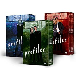 Profiler - Season 1-3 DVD SET movie