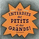 echange, troc F. Pittau, B. Gervais - Interdits des petits et des grands!