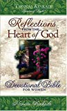 img - for Reflections from the Heart of God: Devotional Bible for Women [New King James Version] book / textbook / text book