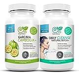 Garcinia Cambogia 80% HCA & Detox cleanse plus - Original
