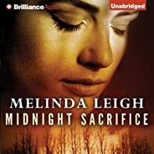 Midnight Sacrifice (       UNABRIDGED) by Melinda Leigh Narrated by Christopher Lane