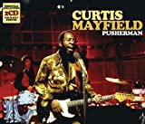 Curtis Mayfield Pusherman - 2CD Digipack & Poster