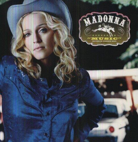 Vinilo : Madonna - Music (LP Vinyl)