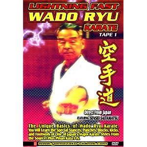 Lightning Fast Wado Ryu Vol. 1 movie