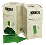 Tazo Tea Filter Bags, China Green Tip