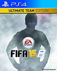 FIFA 15 Ultimate Team Edition - PlayStation 4 from Electronic Arts