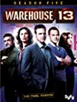 Warehouse 13: Season Five [DVD]