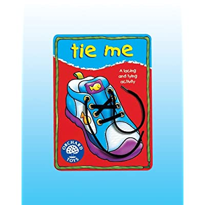 Orchard Toys Tie Me - Lacing and Tying Activity