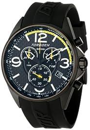 Torgoen Swiss Men's T18303 T18 Series Sport Analog Watch
