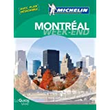 Le Guide Vert Week-end Montréal Michelin