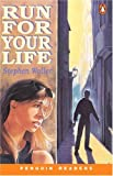 Run For Your Life (Penguin Readers, Level 1) (058241766X) by Walker, Stephen