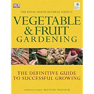 RHS Vegetable and Fruit Gardening