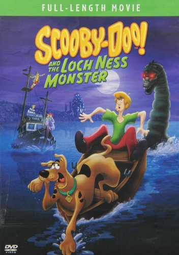 DVD : Scooby-Doo and the Loch Ness Monster (, Dubbed, Dolby, AC-3, Standard Screen)