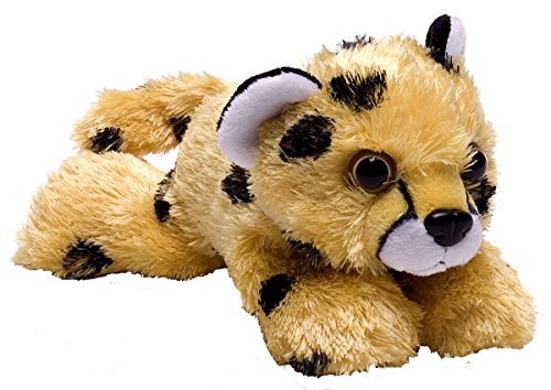 Wild Republic Hug Ems Cheetah Plush Toy