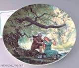 Lord Of The Rings Danbury Mint Plate Goldberry