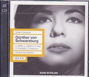 Holzbauer: Gunther Von Schwarzburg