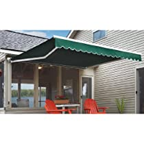 12 by 10 foot Guide Gear Retractable Awning