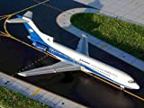 GJAFG307 Gemini Jets Ariana Afghan Airlines B727-200 Model Airplane