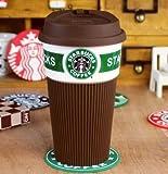 ★海外限定品【Starbucks】スターバックス 2013年新作タンブラー★茶4点セット★